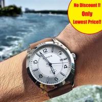 Parnis Automatic men's watch mechanical men watches 50m waterproof Fashion Calender Sapphire Crystal man Clock NH35 PA6080
