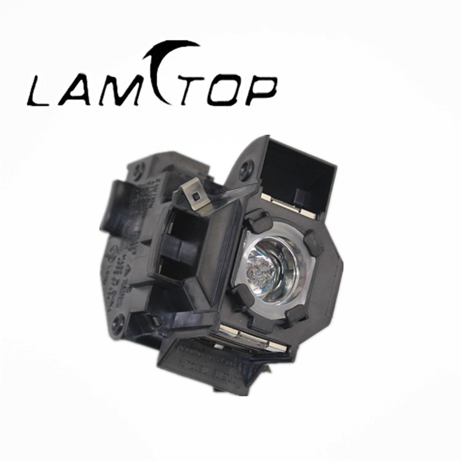 FREE SHIPPING  LAMTOP  180 days warranty  projector lamps with housing NSHA ELPLP37/V13H010L37 for EMP 6100 free shipping lamtop 180 days warranty projector lamps with housing elplp44 v13h010l44 for emp de1
