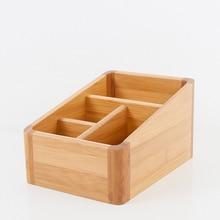 Modern Style Bamboo Storage Box
