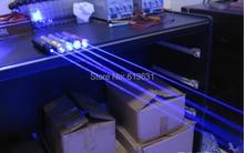 Big sale Hot New High Power Military 5 Miles 450nm 30000mW 30w Blue Laser Pointer Pen Burn Match Solder With Star Pattern Cap Lazer