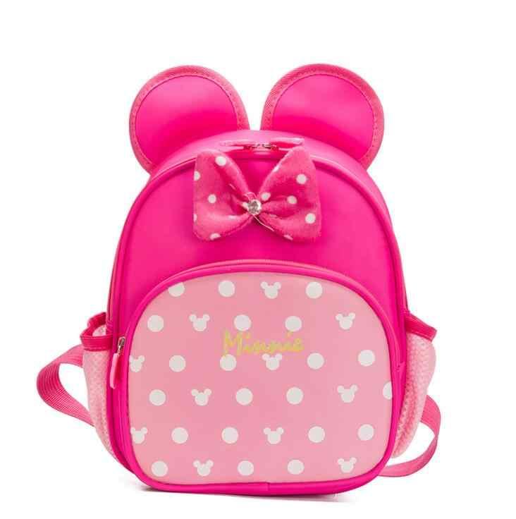 Дети мультфильм Минни школьные ранцы 2019 дети пони рюкзак непромокаемые школьные сумки Сумка для мальчиков и девочек