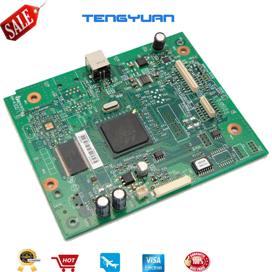 Free shipping 100% Test for HP M1120 Formatter Board CC390-60001 printer parts on sale