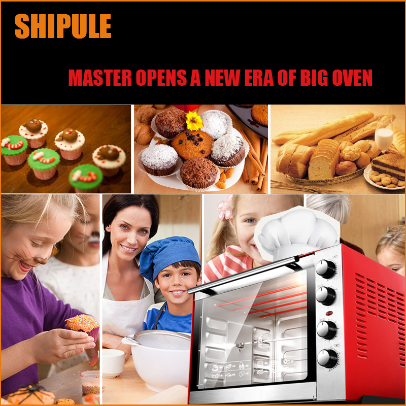 SHIPULE Commercial Conveyor Toaster Bakery Oven Electric Conveyor Toaster Bakery Oven for free shipping shipule commercial conveyor toaster bakery oven electric conveyor toaster bakery oven for free shipping