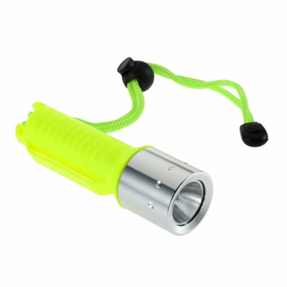 New LED Diving Flashlight Lantern T6 Waterproof Underwater Scuba Flashlight Torch Light Lamp 3800 Lumens