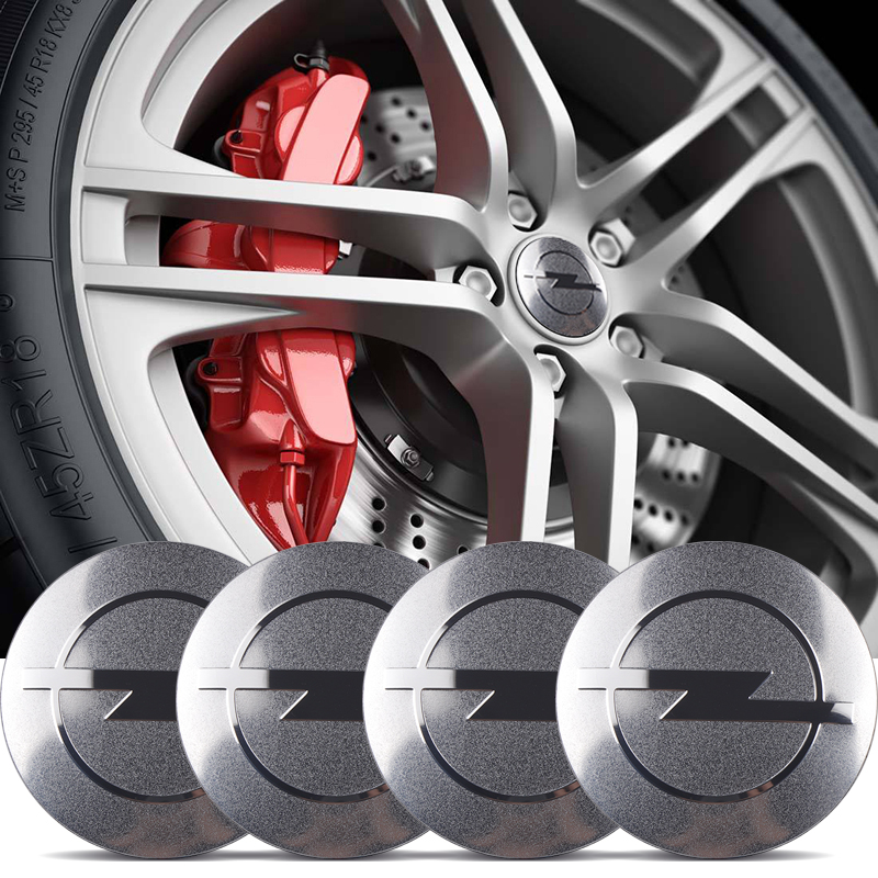4pcs Car Styling Wheel Center Hub Cap Stickers Covers Emblem Case For Opel H G J Corsa Insignia Astra Antara Meriv Accessories-in Car Stickers from Automobiles & Motorcycles