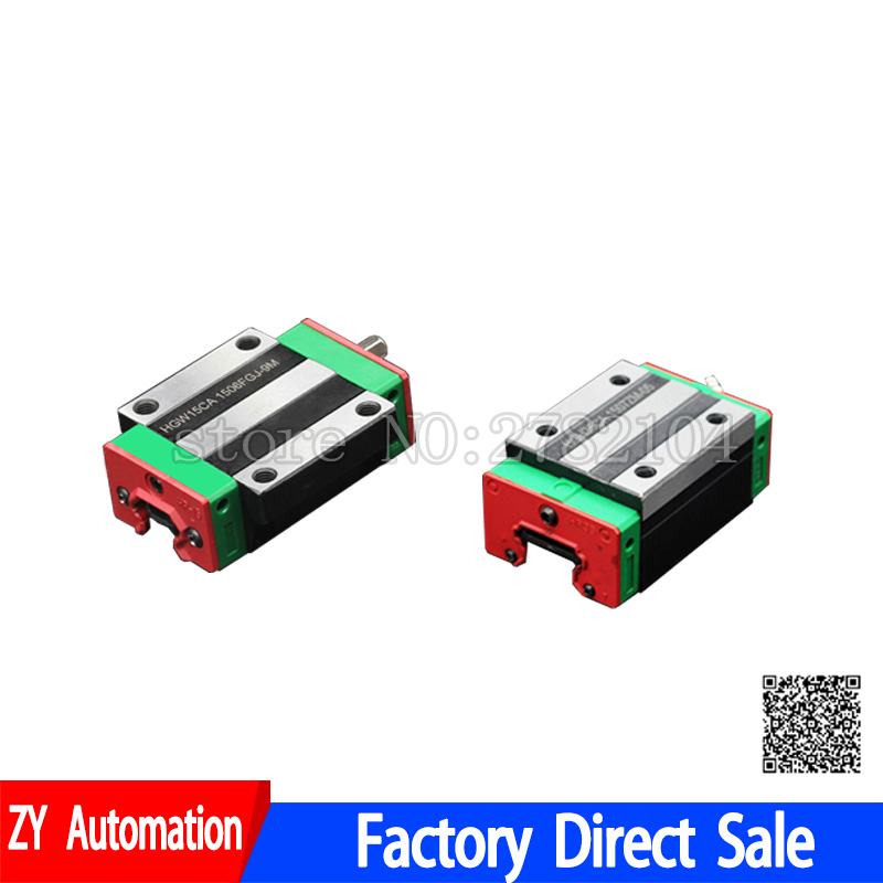 Free shipping HGH20CA HGW20CC HGH25CA HGW25CC HGW30CC slider block match use HGR linear guide for linear rail CNC diy parts large format printer spare parts wit color mutoh lecai locor xenons block slider qeh20ca linear guide slider 1pc