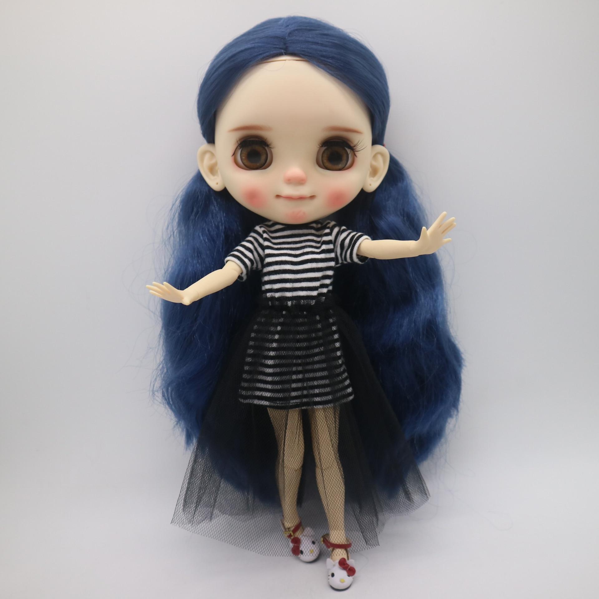 Pre koop customization pop Naakt blyth pop 0629 haar kan kiezen andere ontwerpen-in Poppen van Speelgoed & Hobbies op  Groep 2