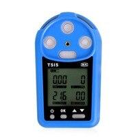 Угарный газ метр CH4 O2 H2S детектор угарного газа анализатор воздушный монитор тестер Ручной газ детектор протечек высокая точность