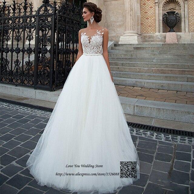 castillo de vestidos de boda baratos de la boda vestido de princesa