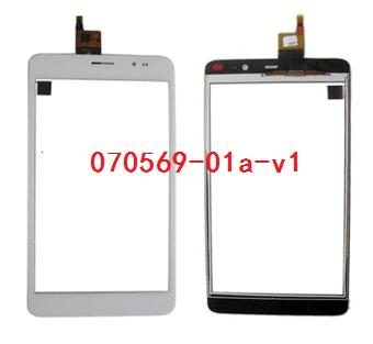 New original 7 inch tablet capacitive touch screen 070569-01a-v1 white free shipping
