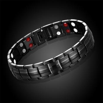 Bracelet Magnétique Tourmaline