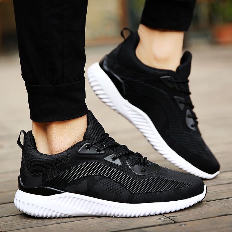 2018 Spring Stitching Spell Colors Men Shoes Casual Sneaker Wild Korean  Breathable Fashion Casual Shoes Lace Youth Men Sneakers-in Men s Casual  Shoes from ... 3ced7a7dae49