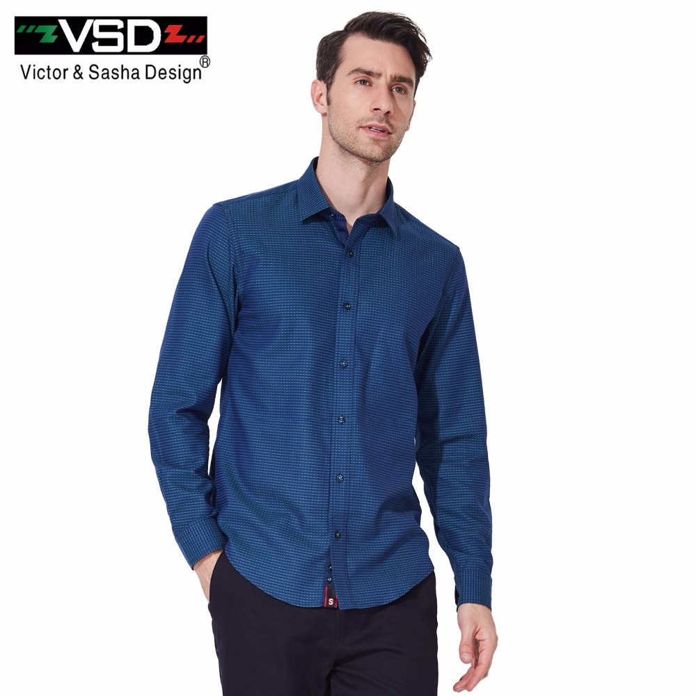 c34a7948da041 Italian Male Shirts Fashion Style Camisas Hombre Men s Embroidered Shirt  Long Sleeve Plus Size Euro Homme Camiseta Masculina 034