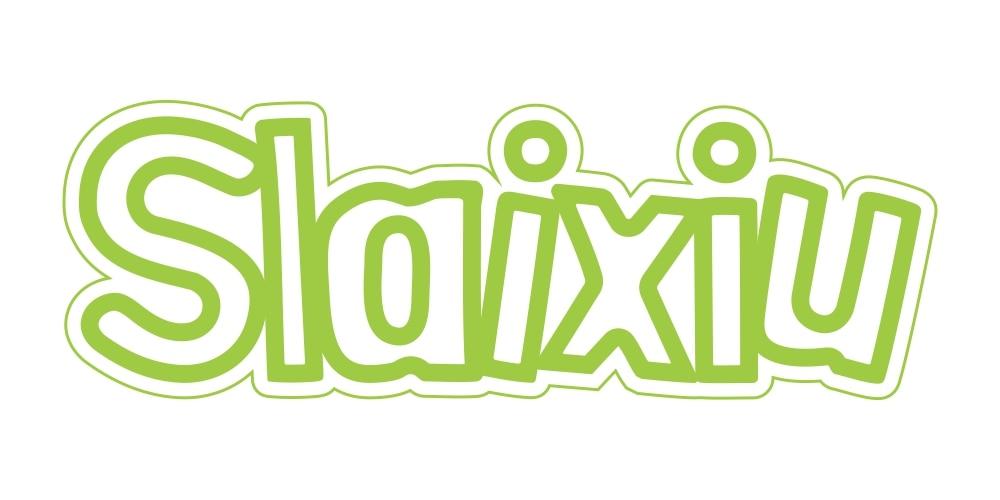 Лого бренда SLAIXIU из Китая