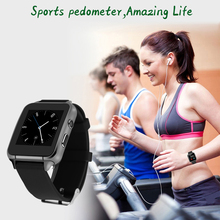 New Smart Watch, Connected Bluetooth For Apple iPhone Support WhatsApp, Heart Rate Monitor