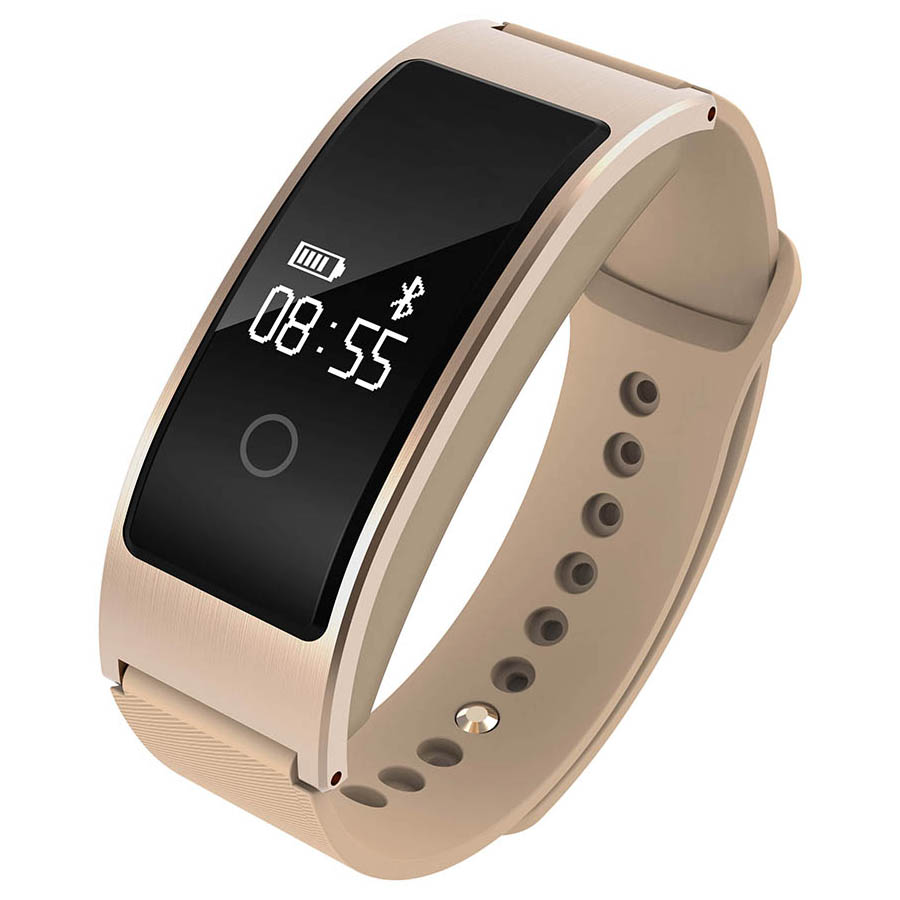 SunKinFon A9 Smart Bracelet Blood Oxygen Smart Band Heart Rate Monitor Motion Tracking Wristband for iPhone
