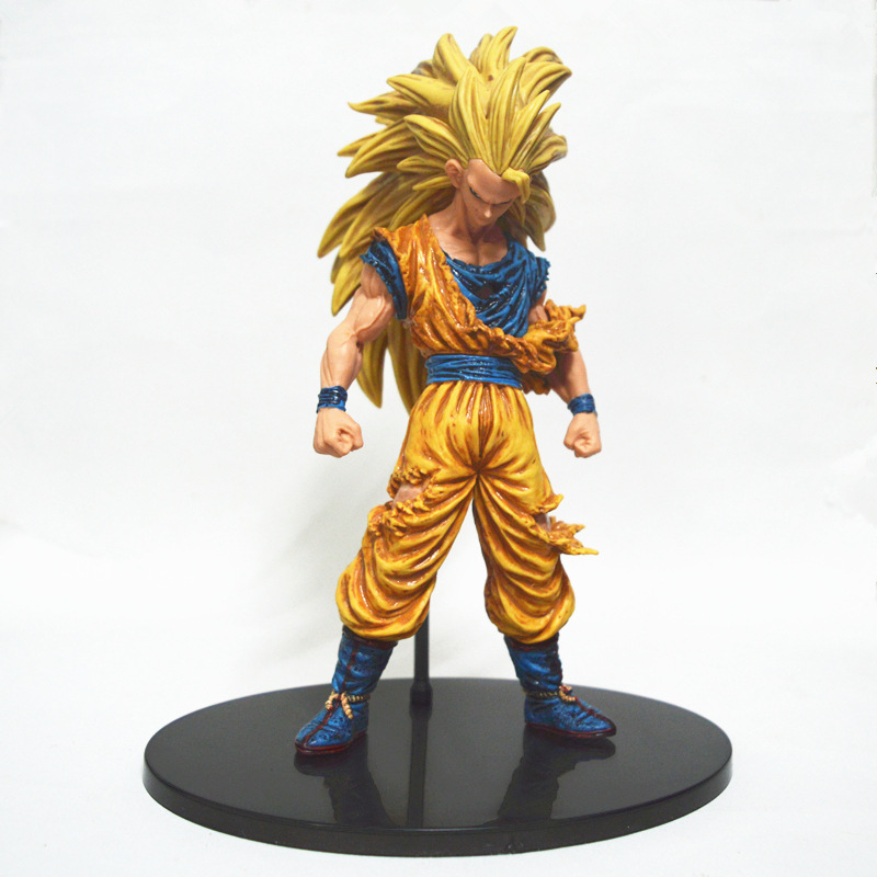 Toys & Hobbies Dragon Ball Cup Figure Son Goku Figure Songoku Msp Super Saiyan Figure Pvc Dragon Ball Z Action Figure Dbz Dragonball Z Various Styles