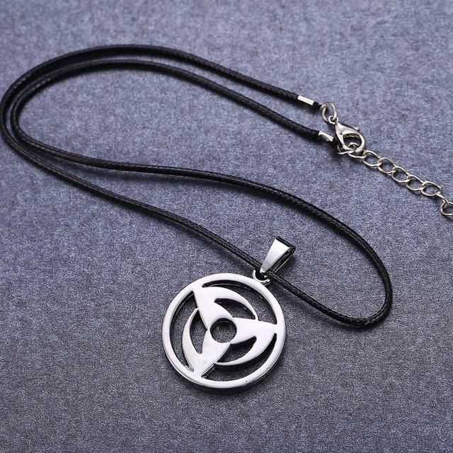Mangekyou Sharingan Necklace