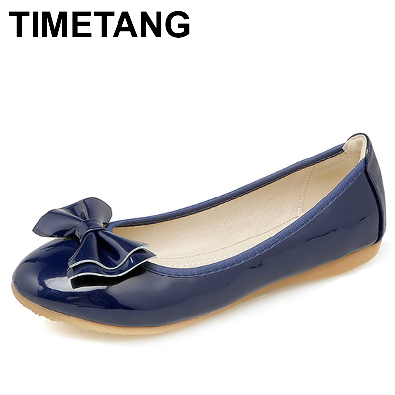 TIMETANGComfortable Loafers Women Shoes Shallow Slip On Foldable Women Flats Soft Soles Casual Shoes Woman Sapato Feminino 41-45
