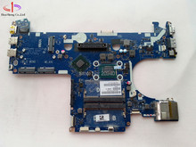 Free shipping Laptop Motherboard For DELL E6230 Motherboards with I5-3320M LA-7731P Tested ok