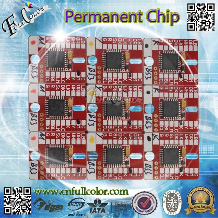 ФОТО 7 Colors Mimaki CJV150 CJV300 JV150 JV300 Permanent Chips ES3
