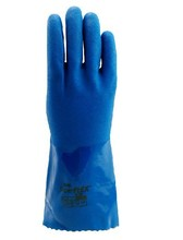 цена на Freeshipping High quality chemical /corrosion resistant PVC safety working protecting gloves suitable for acid, gas,oil industry
