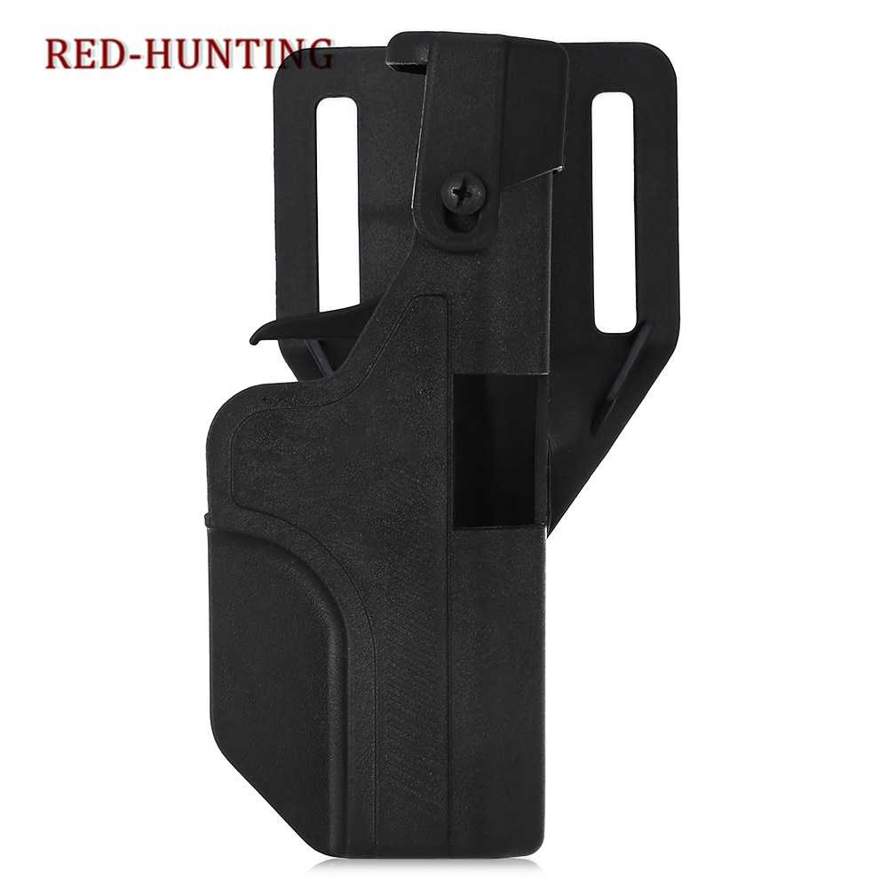 Quick Release Automatic Loading Locking Waist Holster for Glock G17 18 G19 23 26