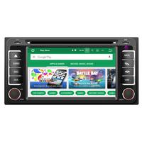 Для Toyota COROLLA E120 E130 Fielder RAV4 лимузин Lelas Android 8,0 автомобильный мультимедийный плеер Octa Core + 32G Встроенная память + обратный Камера