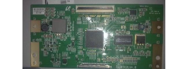 Tablero Junta LCD 320WTC2LV4. 8 tablero de Lógica para pantalla LA32S81BX XTT