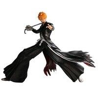 Wholesale PA Figures Bleach Kurosaki ichigo Movie Dolls Variant Figure Doll Ver. PVC Action Figures Collectible Model Toy