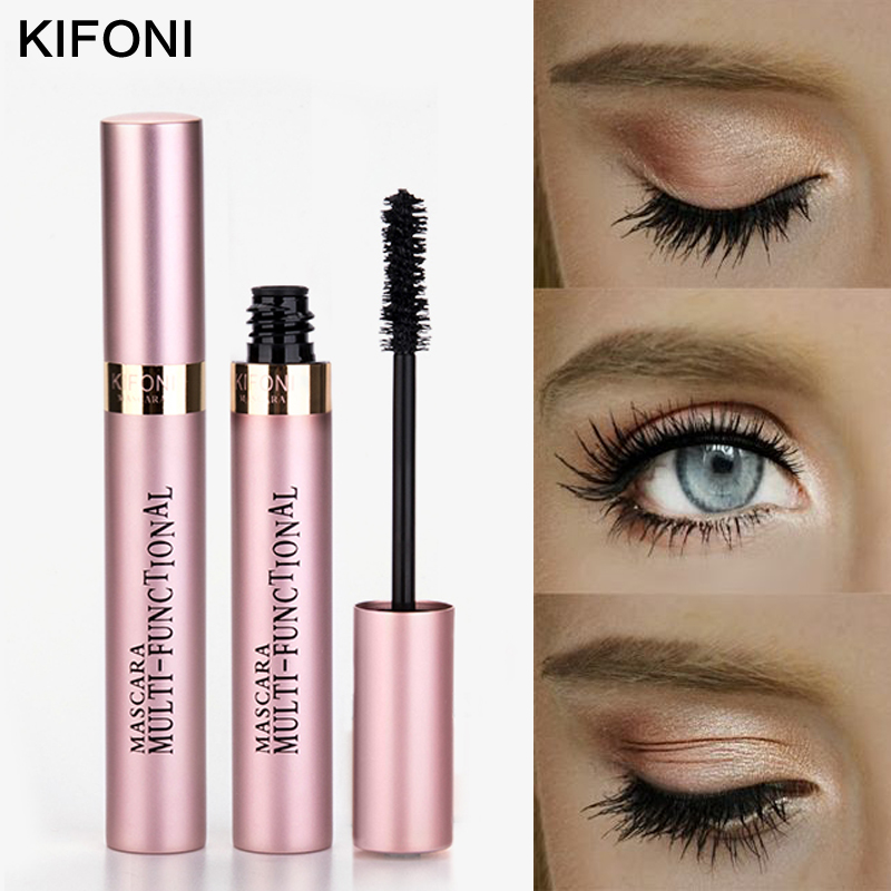 cbebf77004c Details about KIFONI makeup 4D Silk Fiber Lash Mascara Waterproof Rimel  Mascara Eyelash Extens