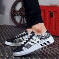 2016 Fashion Shoes Men Casual Shoes Flock Lace Up Flat With Shoes Men Outdoor Zapatillas Hombre Chaussure Homme Plus Size 39-44