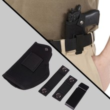 Hunting Durable Accessories Tactical EVA Styrofoam Pistol Holster Sets With Metal Clips Nice Hidden For Right&Left Hands