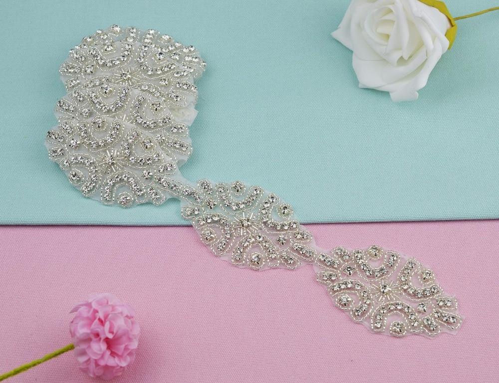 7.5 cm Fleur Dentelle Brodée Ribbon Trim Handmade Sewing Appliqué Craft environ 0.91 m 1 Yd