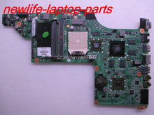original for HP DV7 DV7-4000 serie motherboard 615687-001 DA0LX8MB6D1 HD5650M DDR3 maiboard 100% test fast ship
