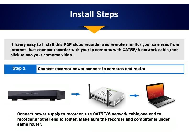 install setp 1