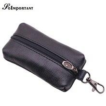 Fashion Housekeeper Genuine Leather…