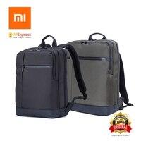 Original Xiaomi Classic Business Bag Fashionable Backpack For Computer Pad Man Formal Shoulder Bag Black Greyish