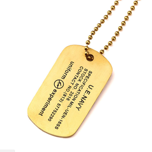 plated with necklace fmt us qlt products layer rgb gold op comp army resmode etched bicub sharpen wid pendant hei shield u replatformoverlays usm stainless motto s