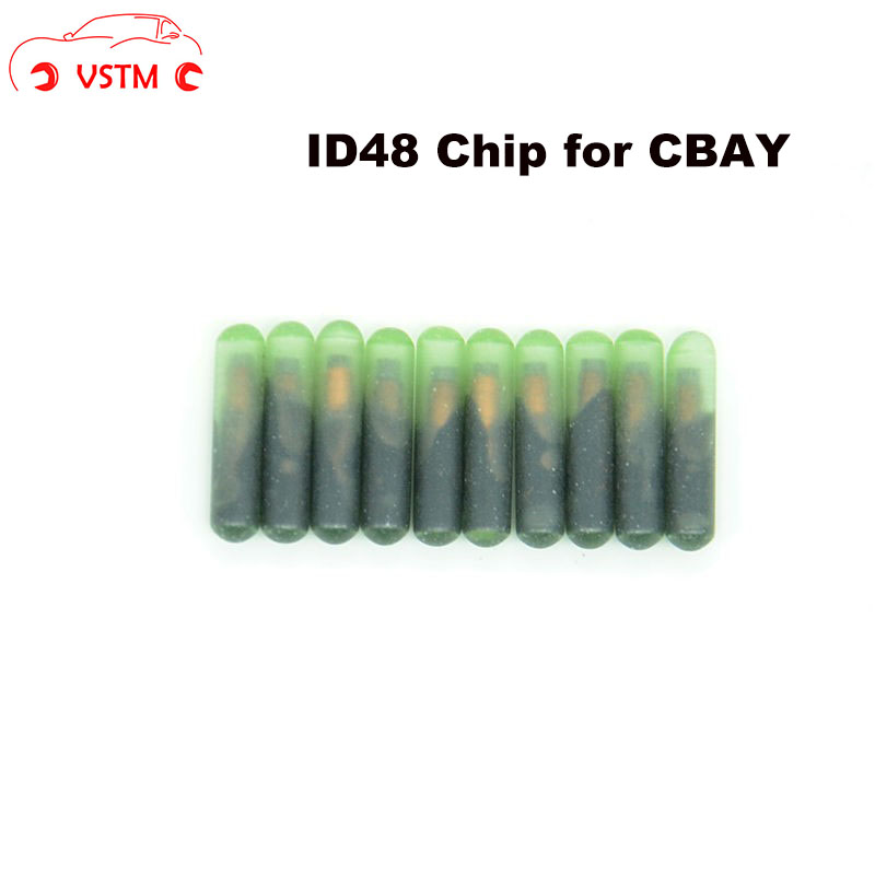 VSTM 10PC PC JMD48 Chip For Handy Baby ID48 JMD 48 Copy Transponder Chip Rewritable Chip
