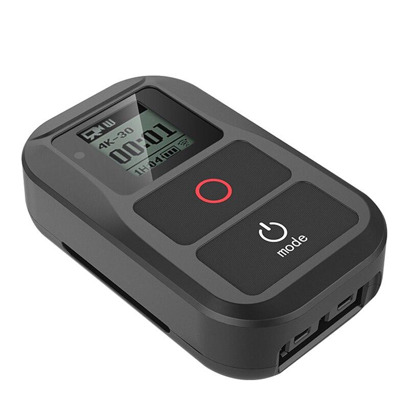 2018 pour télécommande étanche GoRro + étui de protection + sangle de poitrine pour Gopro Hero 6 5 4 3 + 3 7 4,5 accessoires de Session - 3