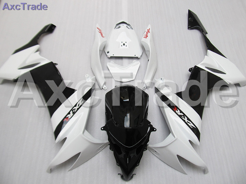 Moto Injection Mold Motorcycle Fairing Kit For Kawasaki Ninja ZX10R ZX-10R 2008 2009 2010 08 09 10 Bodywork Fairings Custom Made 2018 custom made cola plastic injection basket mold