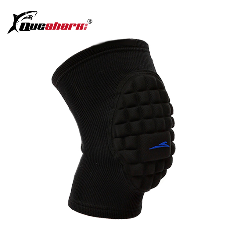 1Pc Sports Knee Pads Basketball Volleyball Soccer Kneepads Skiing Kneeling Knee Support Protector Dancing Knee Brace Gym Kneelet okulary wojskowe