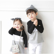 Black & White Family Matching Outfits