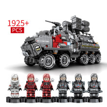 1925pcs Boys Building Blocks Earth Wander Compatible Friends City Engineer Series Large Transporter Car Bricks Birthday Gifts 279pcs 2019 new building blocks toys compatible friends city engineer series saw wheel drilling mining truck vehicle gifts