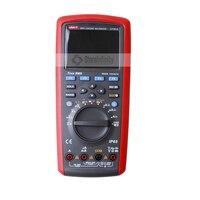 True RMS регистрация данных цифровой мультиметр UNI T UT181A DMM емкость Температура метр ж/re платной диагностический инструмент