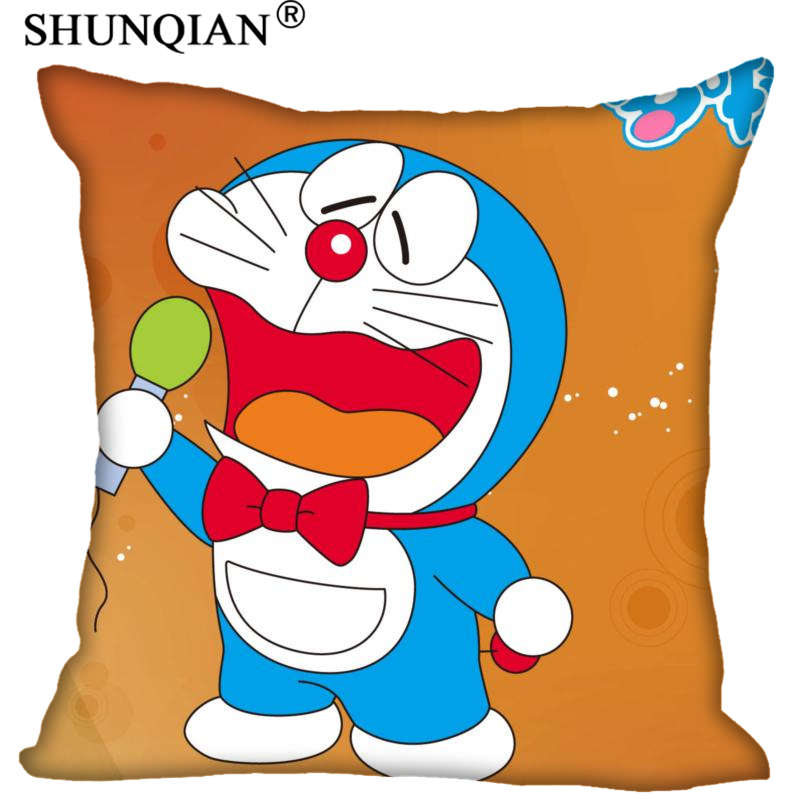 Best Doraemon Pillowcase Wedding Decorative Pillow Cover Custom Gift For (Two Sides) Printed Pillow Cases A8.15