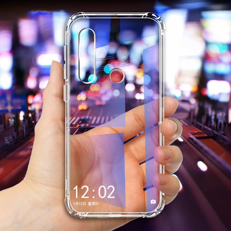 Phone <font><b>Case</b></font> For <font><b>Huawei</b></font> P20 Lite Nova 3 3i 4 2S 2i P30 Pro Airbag <font><b>Shockproof</b></font> TPU Cover for <font><b>Huawei</b></font> Y6 <font><b>Y7</b></font> Pro Y9 <font><b>2019</b></font> Y5 Prime 2018 image