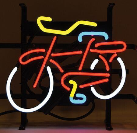 Custom Bicycle Bike Motocross Rider with Neon Light Beer Bar 5