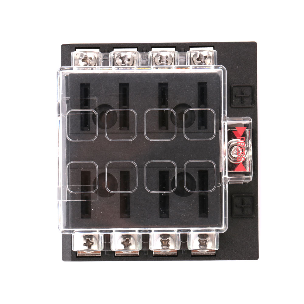 Vehemo Car Vehicle Auto Circuits Fuse Box Case Mount Holder 8Way DC32V 202  08KW-in Fuses from Automobiles & Motorcycles on Aliexpress.com | Alibaba  Group